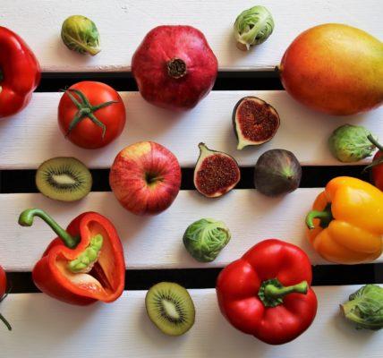 owoce warzywa żyj zdrowo