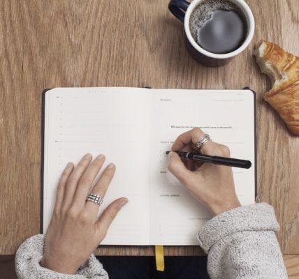 indeks glikemiczny notes kawa ciastko