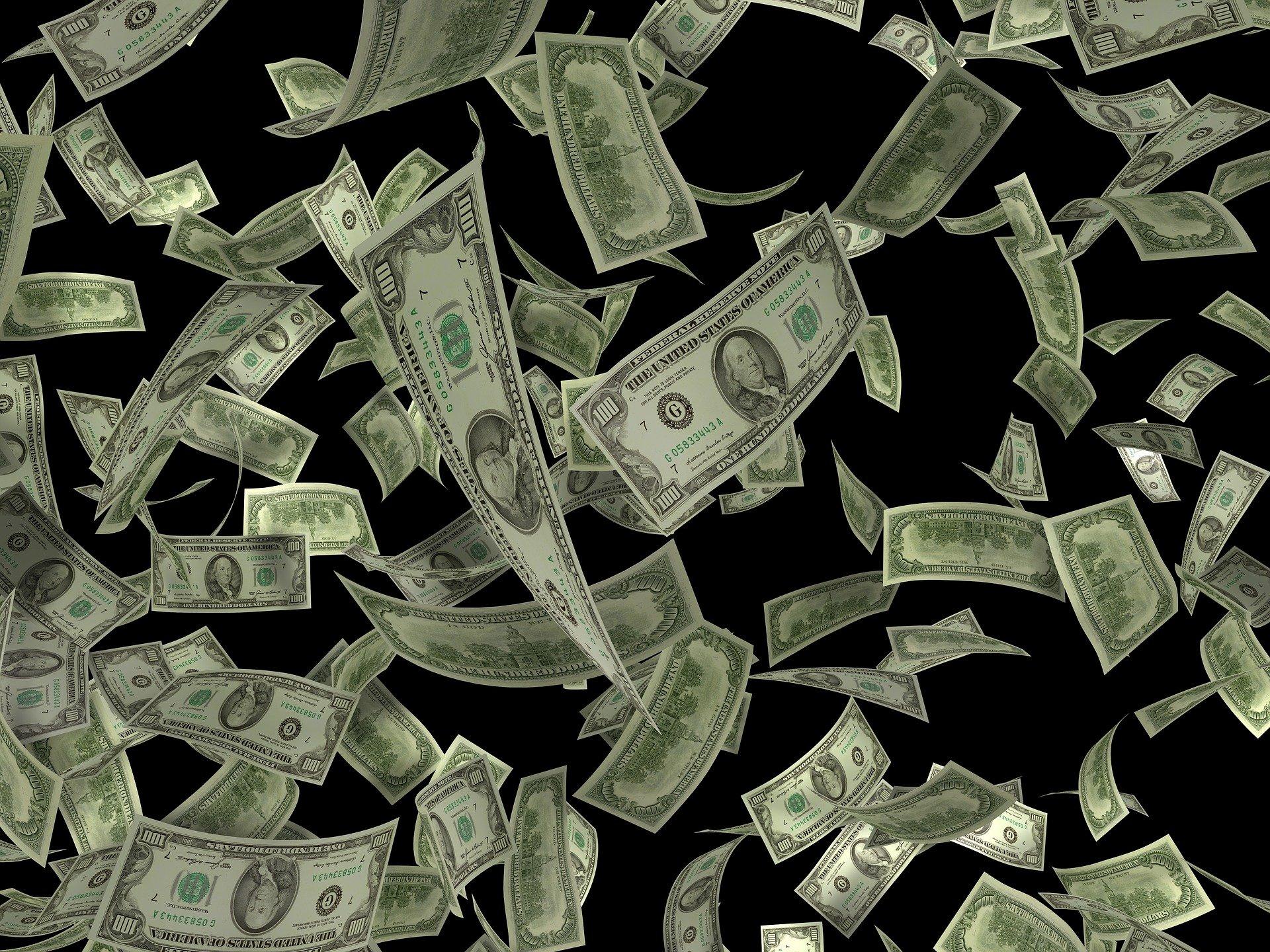pieniądze money dolar dollar euro